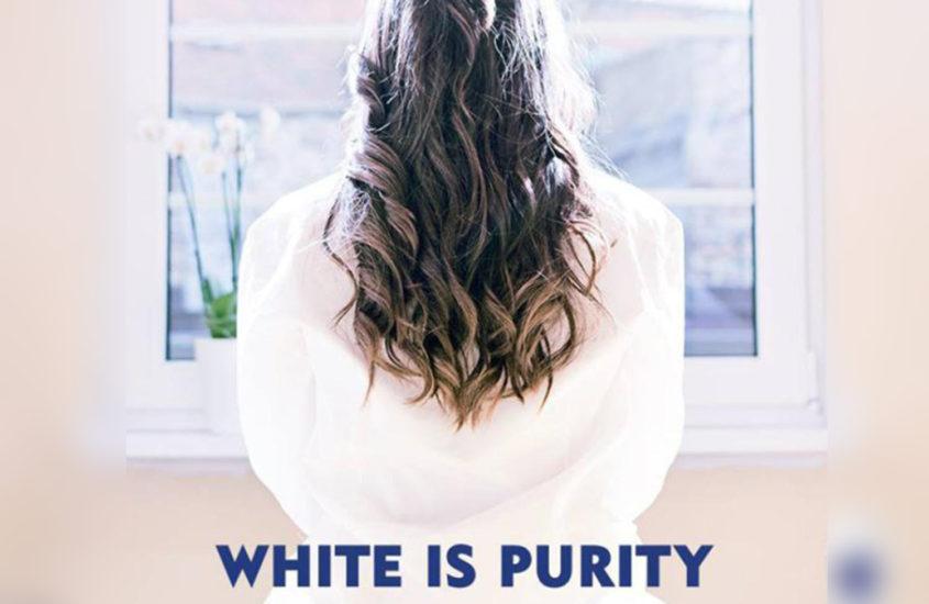 Как белый цвет оставил глубокий след